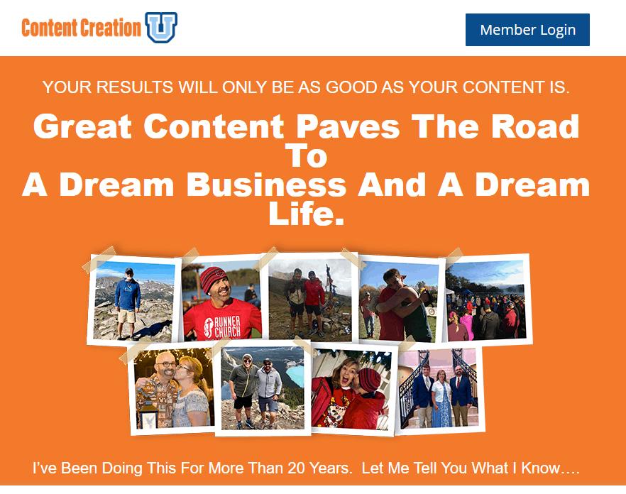 Earncome Content Creation U