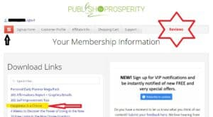 PublishForProsperity.com Review